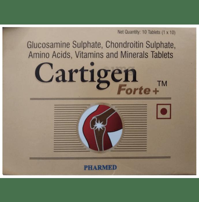 Cartigen Forte + Tablet