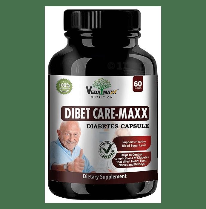Veda Maxx Nutrition Dibet Care-Maxx Capsule