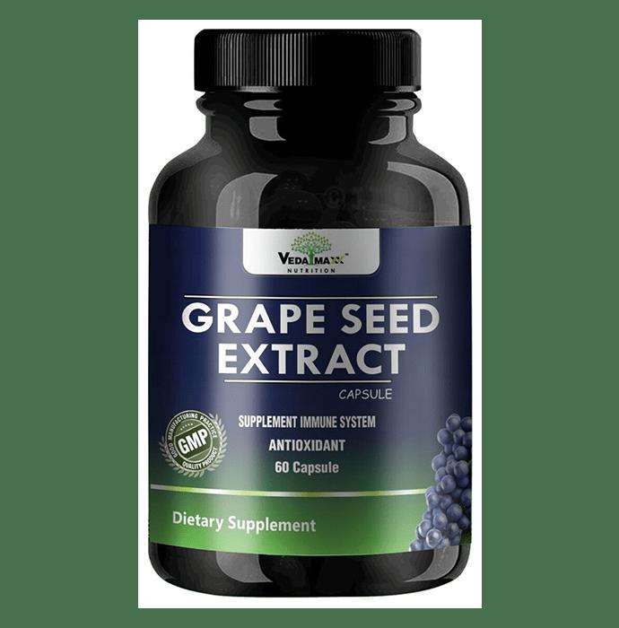 Veda Maxx Nutrition Grape Seed Extarct Capsule
