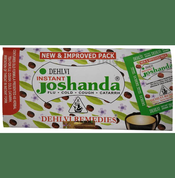 Dehlvi Remedies Instant Joshanda
