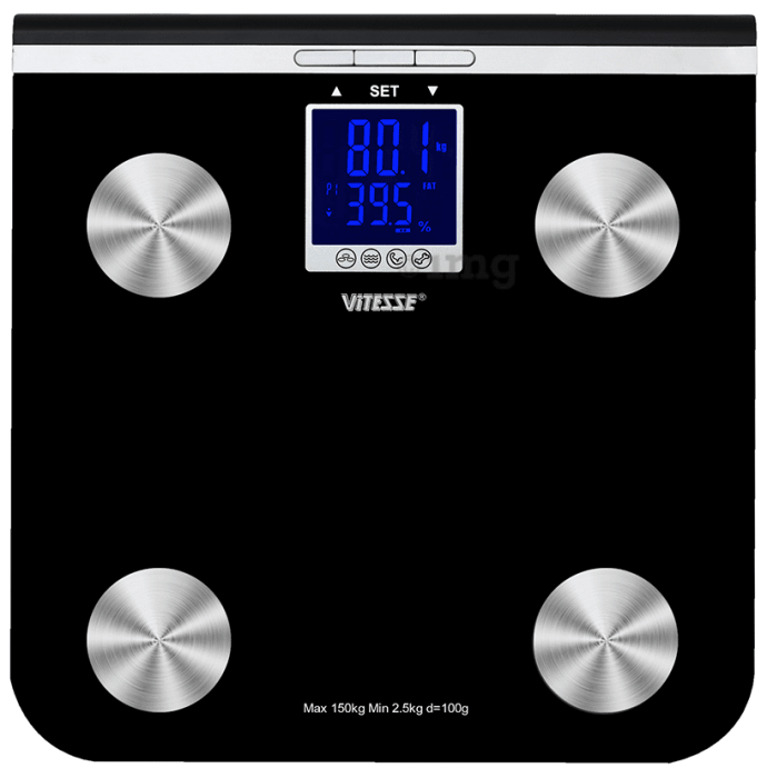 Krish Digital/LCD Weighing Scale BFS Glass
