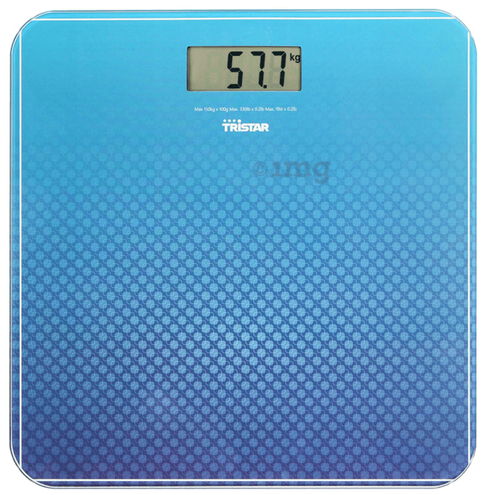 Krish Digital/LCD Weighing Scale Tristar Glass