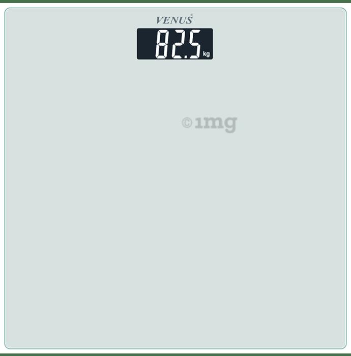 Venus Glass Digital/LCD Talking Weighing Scale