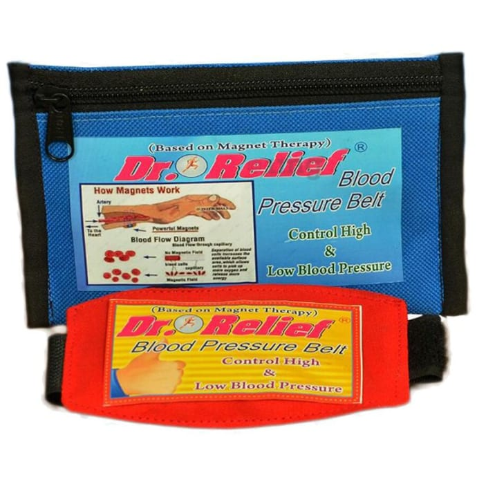 Dr. Relief Blood Pressure Belt