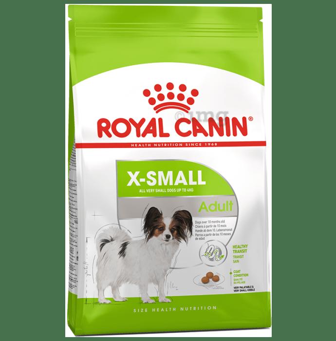 Royal Canin X-Small Dog Pet Food Adult