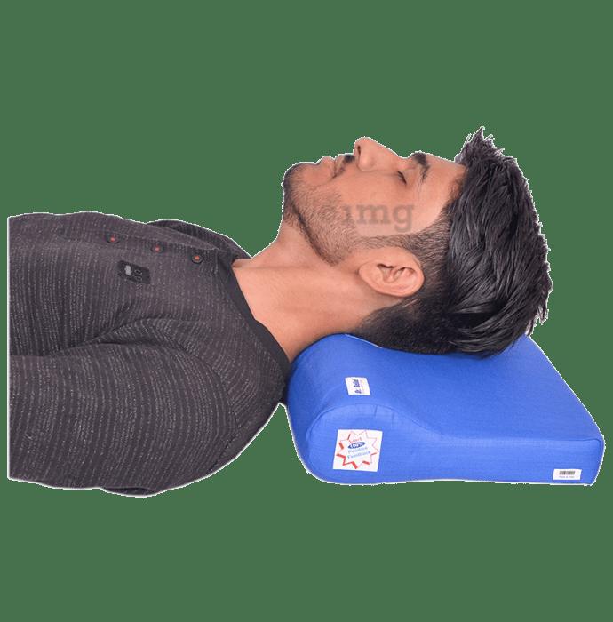 Dr. Relief Cervical Pillow Sky Blue