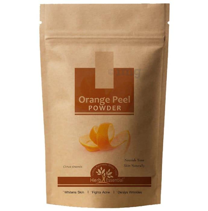 Herb Essential Orange Peel Powder
