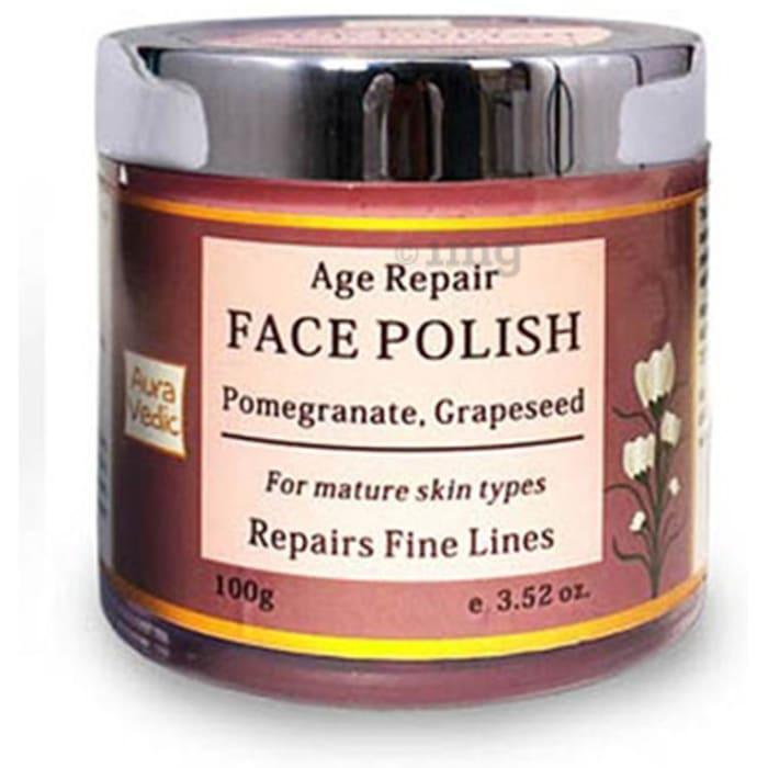Auravedic Face Polish Age Repair