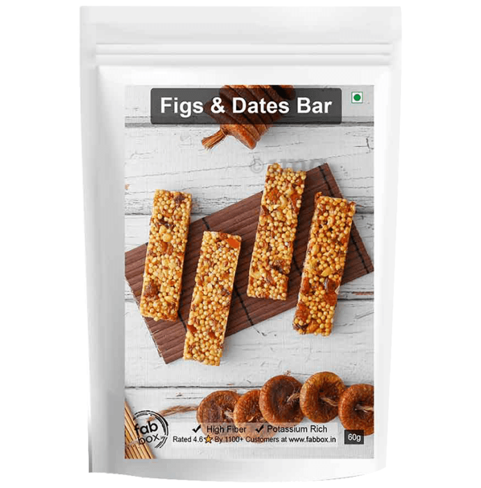 Fabbox Fig and Date Bar