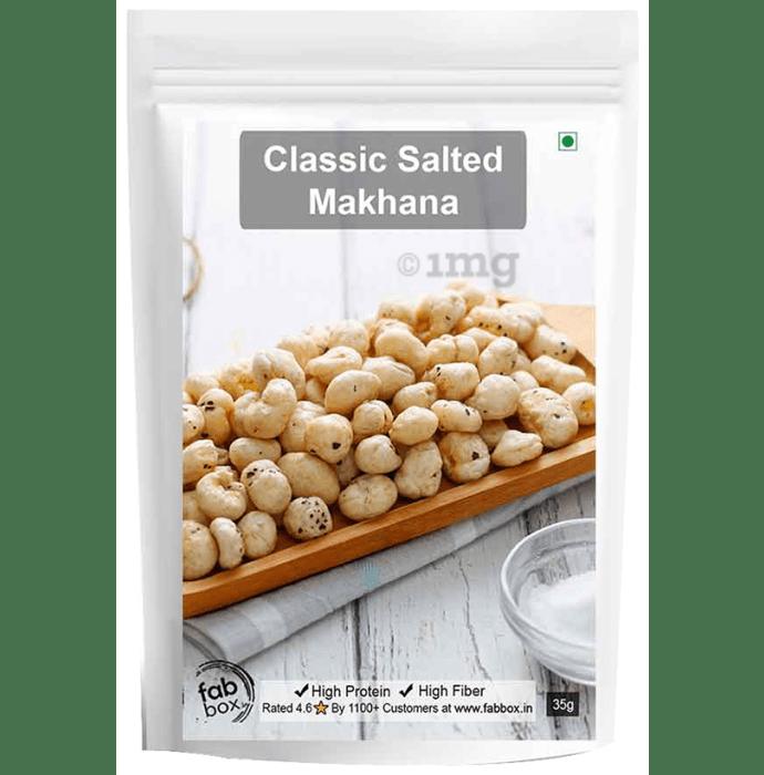Fabbox Classic Salted Makhana