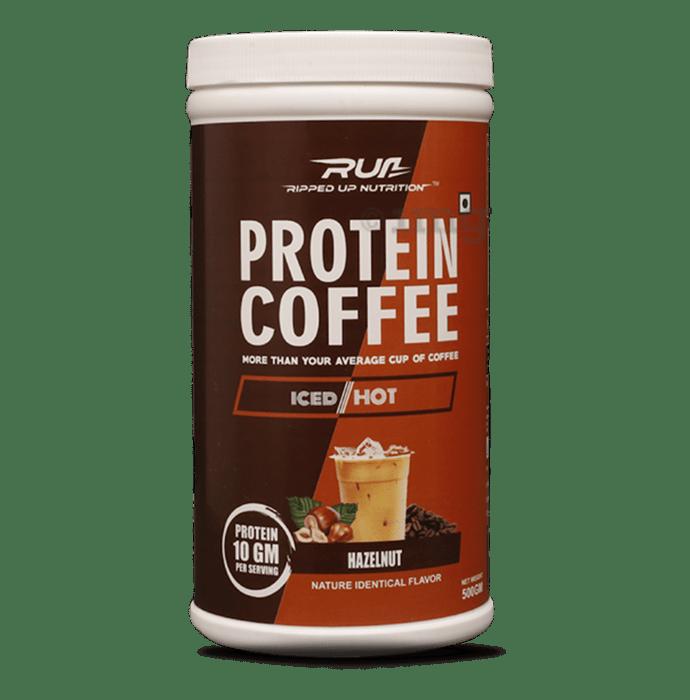 Ripped Up Nutrition Protein Coffee Hazelnut