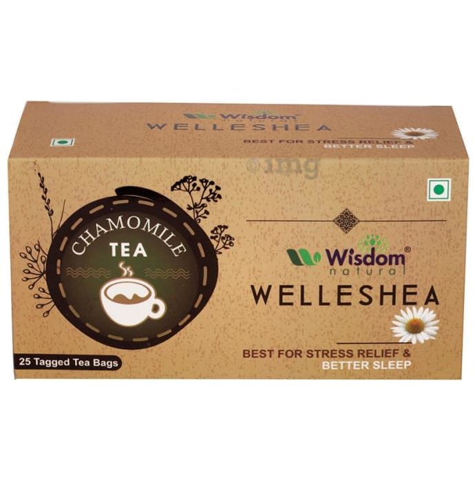 Wisdom Natural Welleshea Tea Chamomile