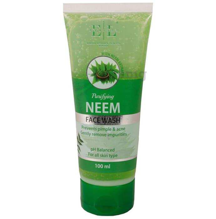 Evalife Face Wash Purifying Neem