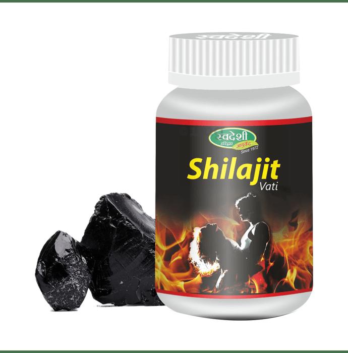 Swadeshi Shilajeet Vati