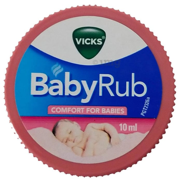 Vicks BabyRub Balm