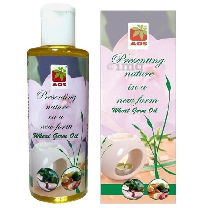 AOS Wheat Germ Oil