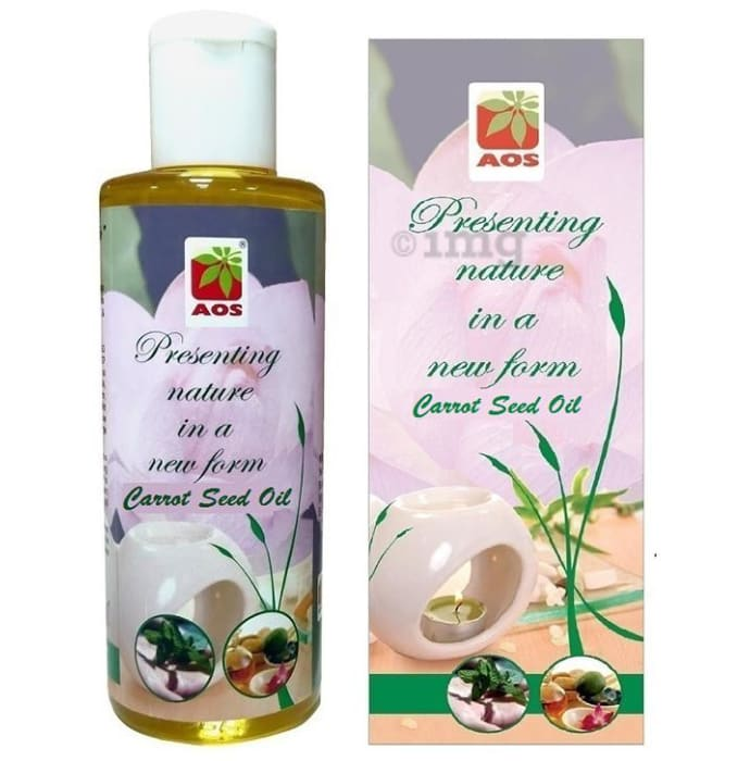 AOS Carrot Seed Oil