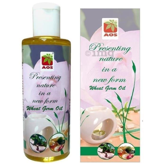 AOS Wheat Germ Oil