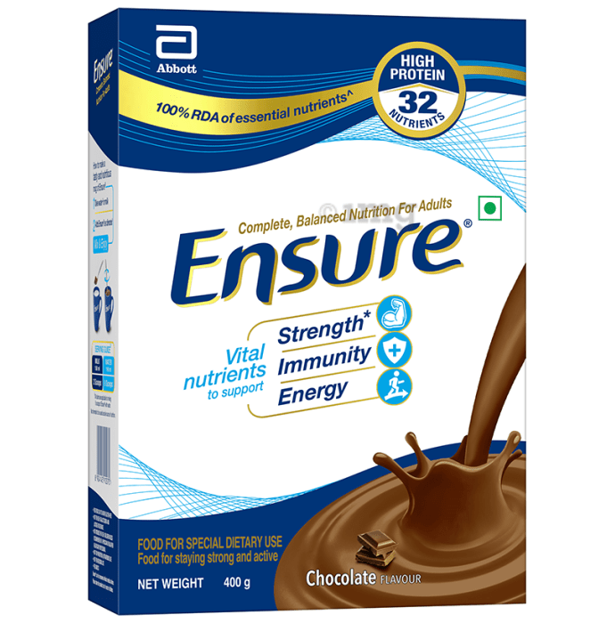 Ensure Chocolate Powder Refill