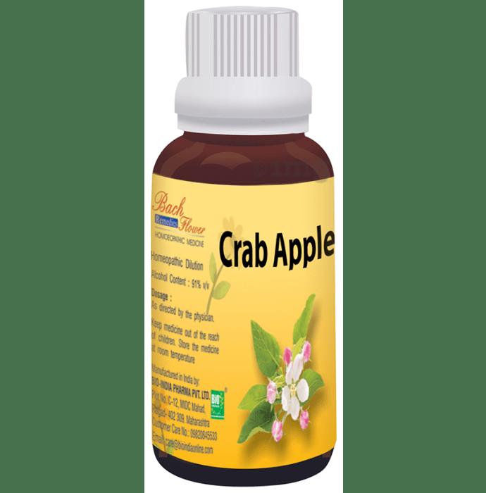 Bio India Bach Flower Crab Apple