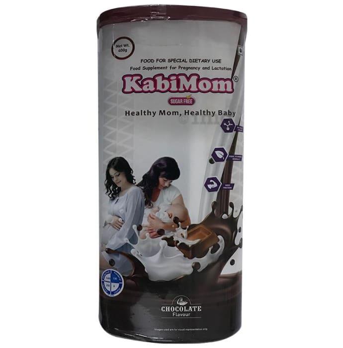 Kabimom Powder Chocolate Sugar Free