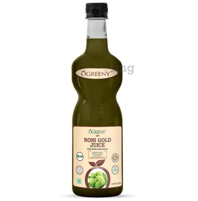 Ogreeny Noni Gold Juice