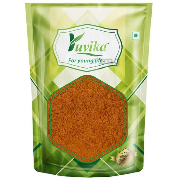Yuvika Amba Haldi Powder - Jangli Haldi - Curcuma Aromatica - Wild Turmeric Powder