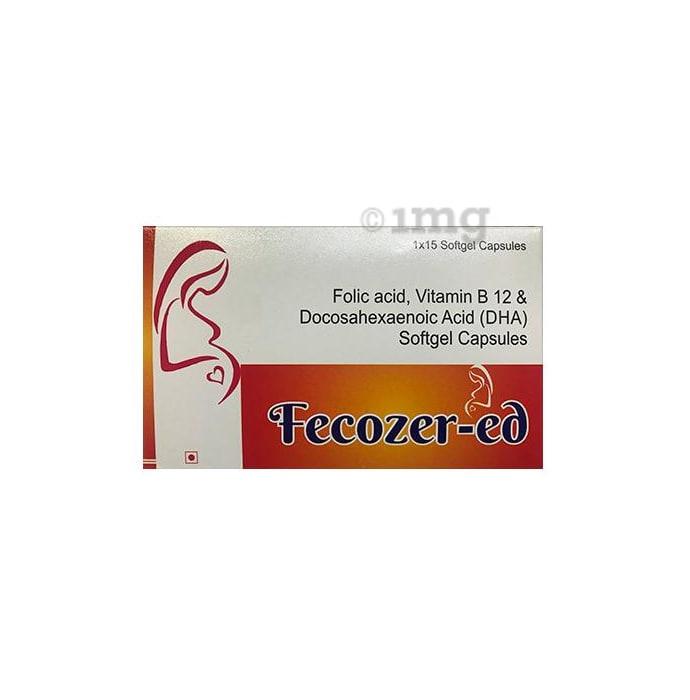 Fecozer ED Soft Gelatin Capsule