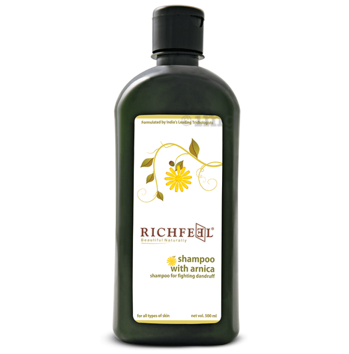 Richfeel with Arnica Shampoo