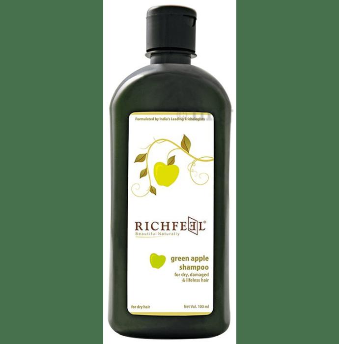 Richfeel Green Apple Shampoo