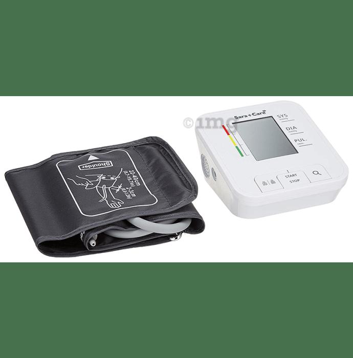 Sara+Care Automatic Digital Getwell Plus Blood Pressure Monitor