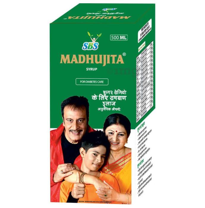 SBS Madhujita Syrup