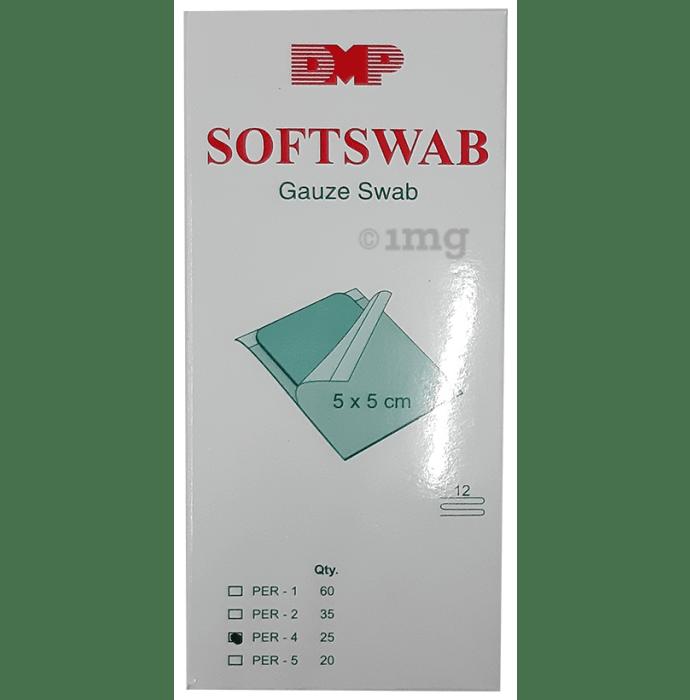 Softswab Gauze Swab 5 x 5 cm