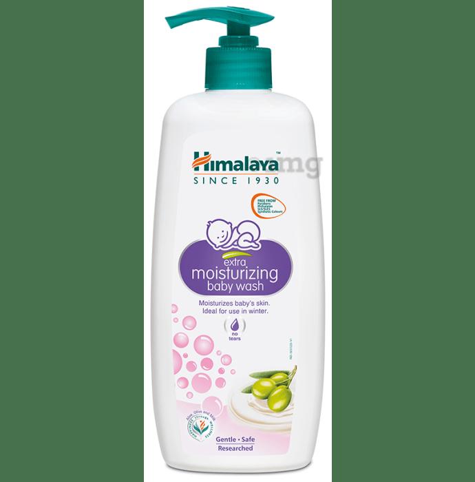 Himalaya Baby Wash Extra Moisturizing