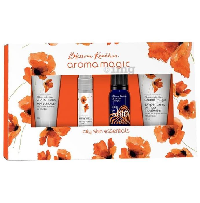 Aroma Magic Essentials Kit Small Oily Skin