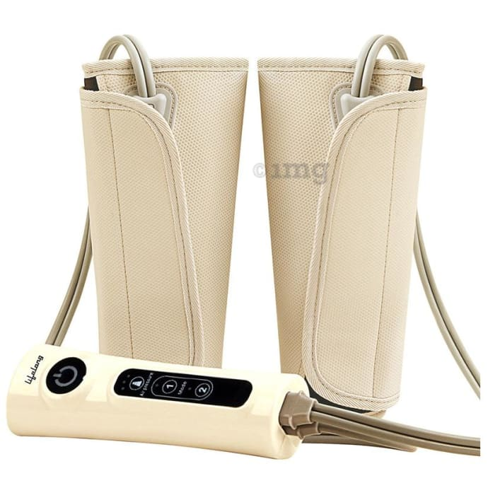 Lifelong LLM18 Air Pressure Massager Brown