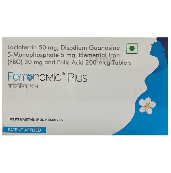 Ferronomic Plus Tablet