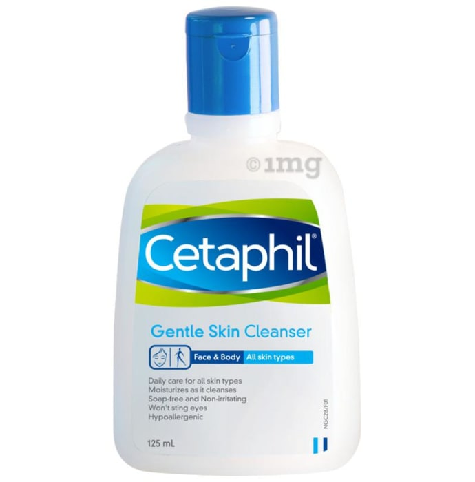 Cetaphil Gentle Skin Cleanser- For All Skin Types