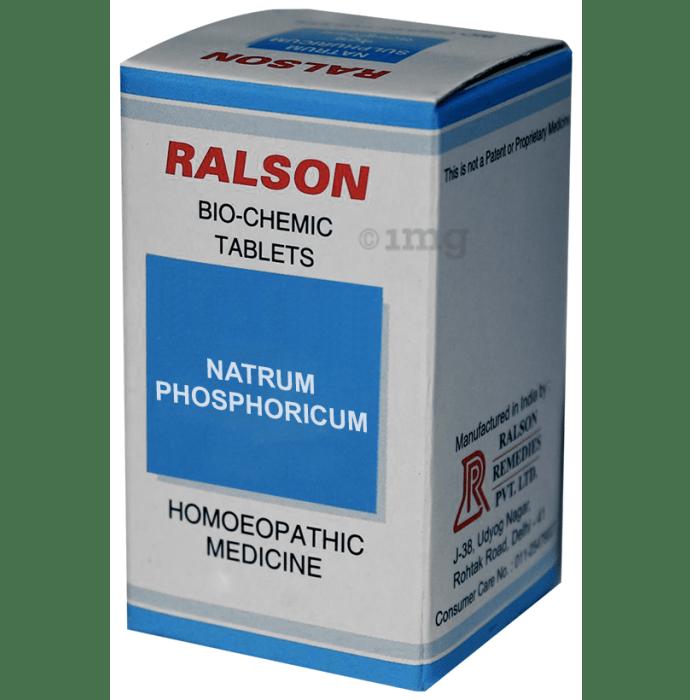 Ralson Remedies Natrum Phosphoricum Biochemic Tablet 200X