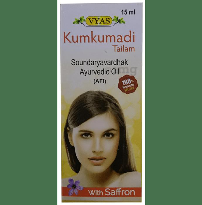 Vyas Kumkumadi Tailam with Saffron