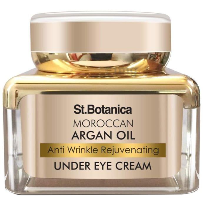 St.Botanica Moroccan Argan Oil Under Eye Cream