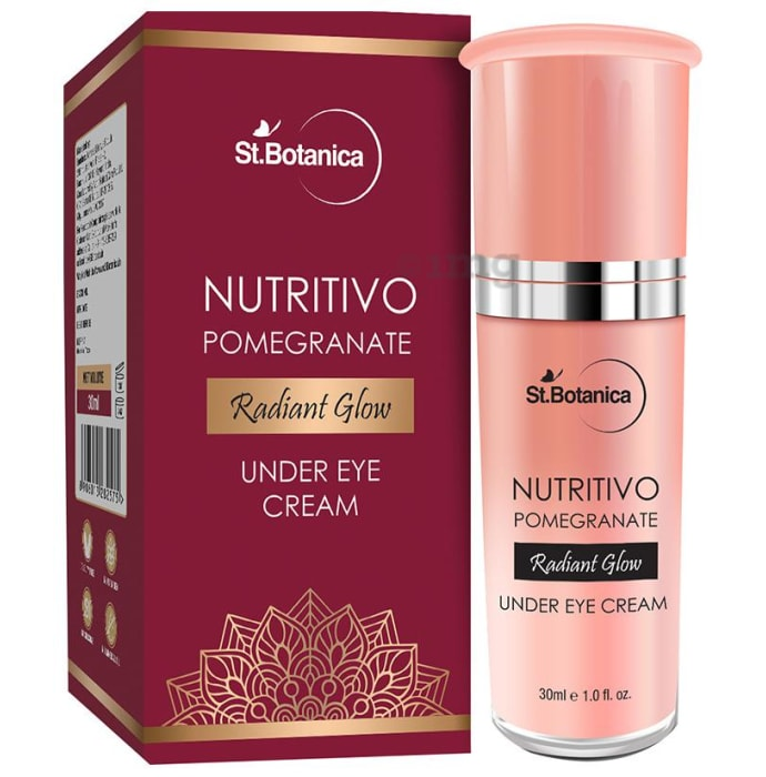 St.Botanica Nutritivo Pomegranate Under Eye Cream