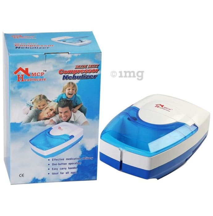MCP Healthcare Medi Mist Compressor Nebuliser
