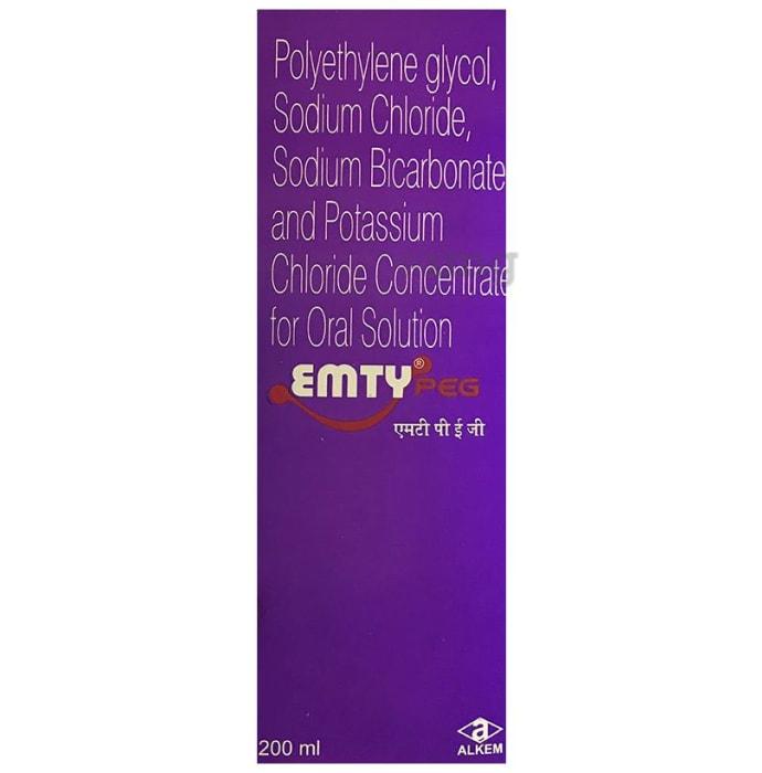 Emty Peg Oral Solution