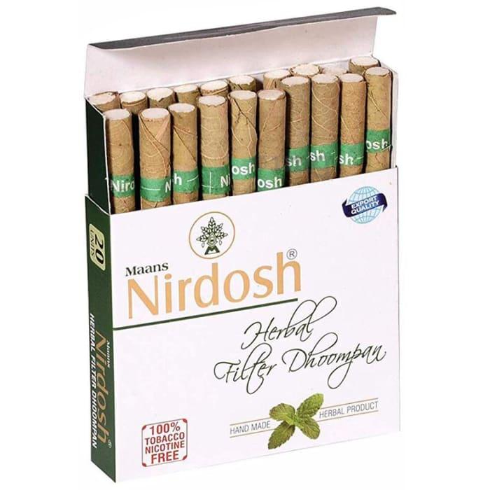 Maans Nirdosh Herbal Filter Dhoompan