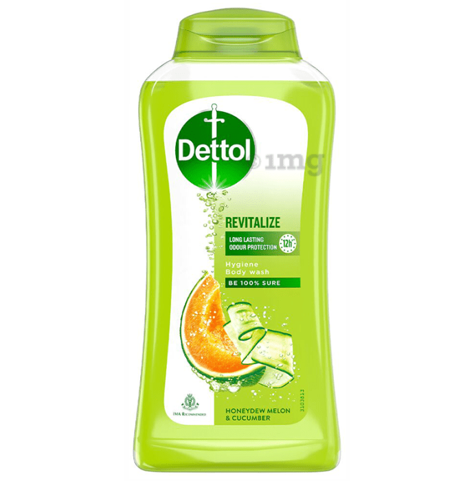 Dettol Bodywash & Shower Gel Revitalize