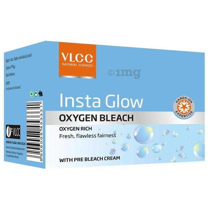 VLCC Oxygen Insta Glow Bleach