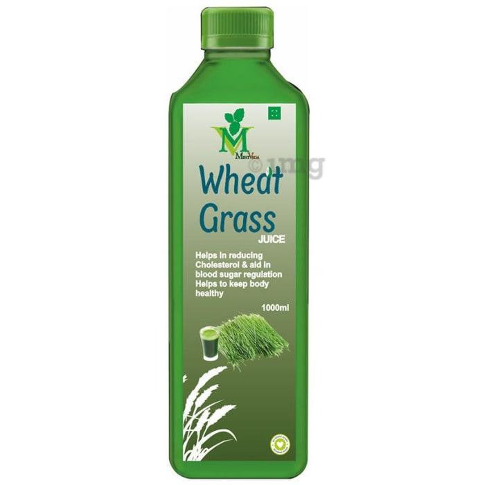 Mint Veda Wheat Grass Juice