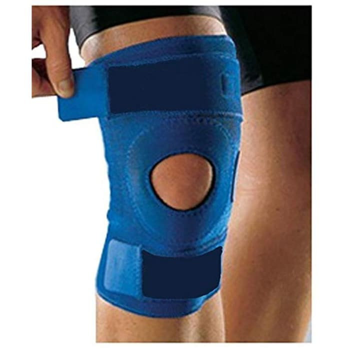 Witzion Functional Knee Support Large Blue