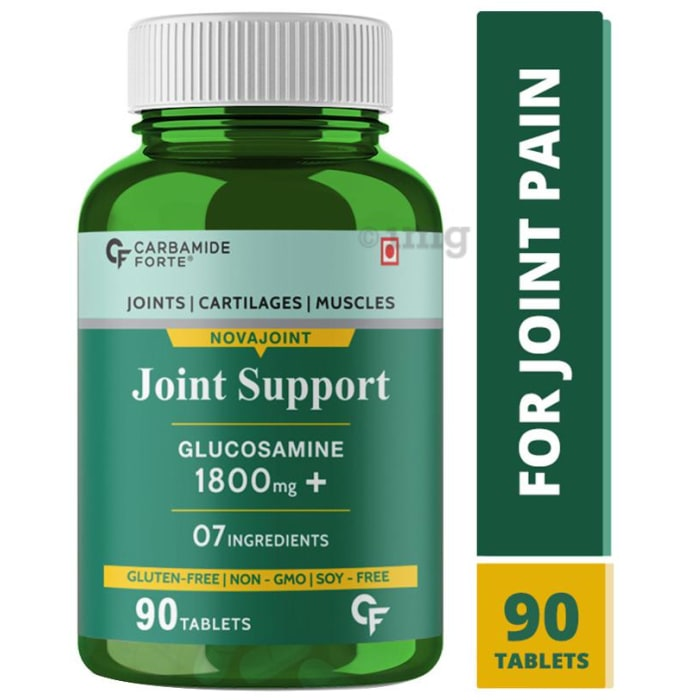 Carbamide Forte Joint Support Glucosamine 1800mg+ Tablet